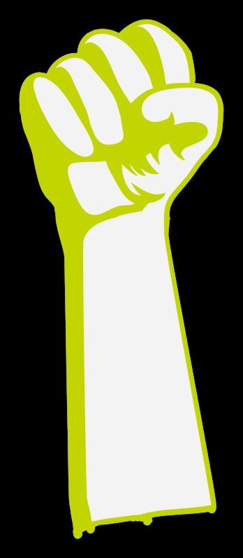 Manifest poing