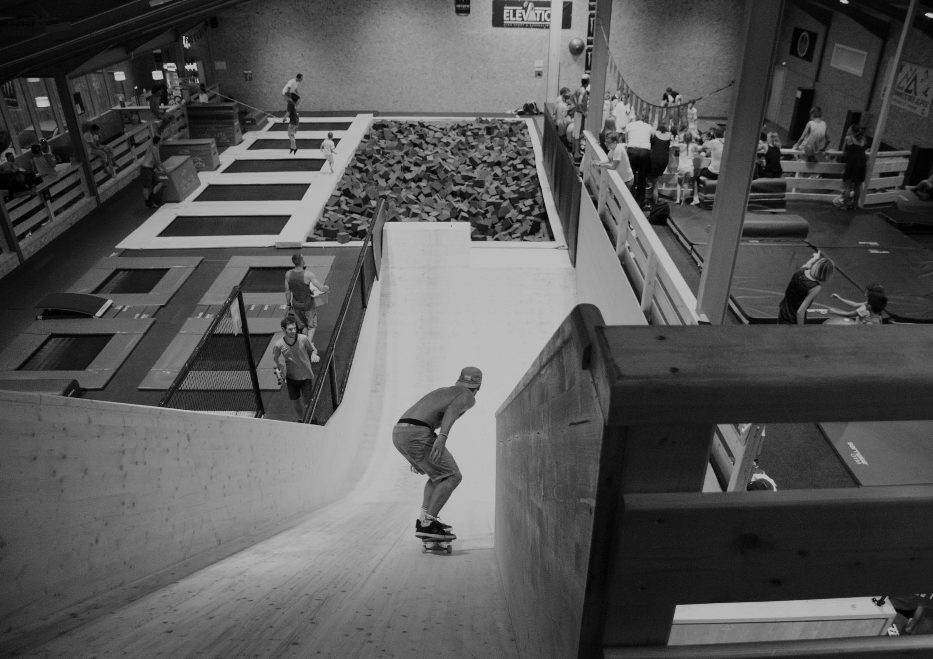 Skate rampe a4