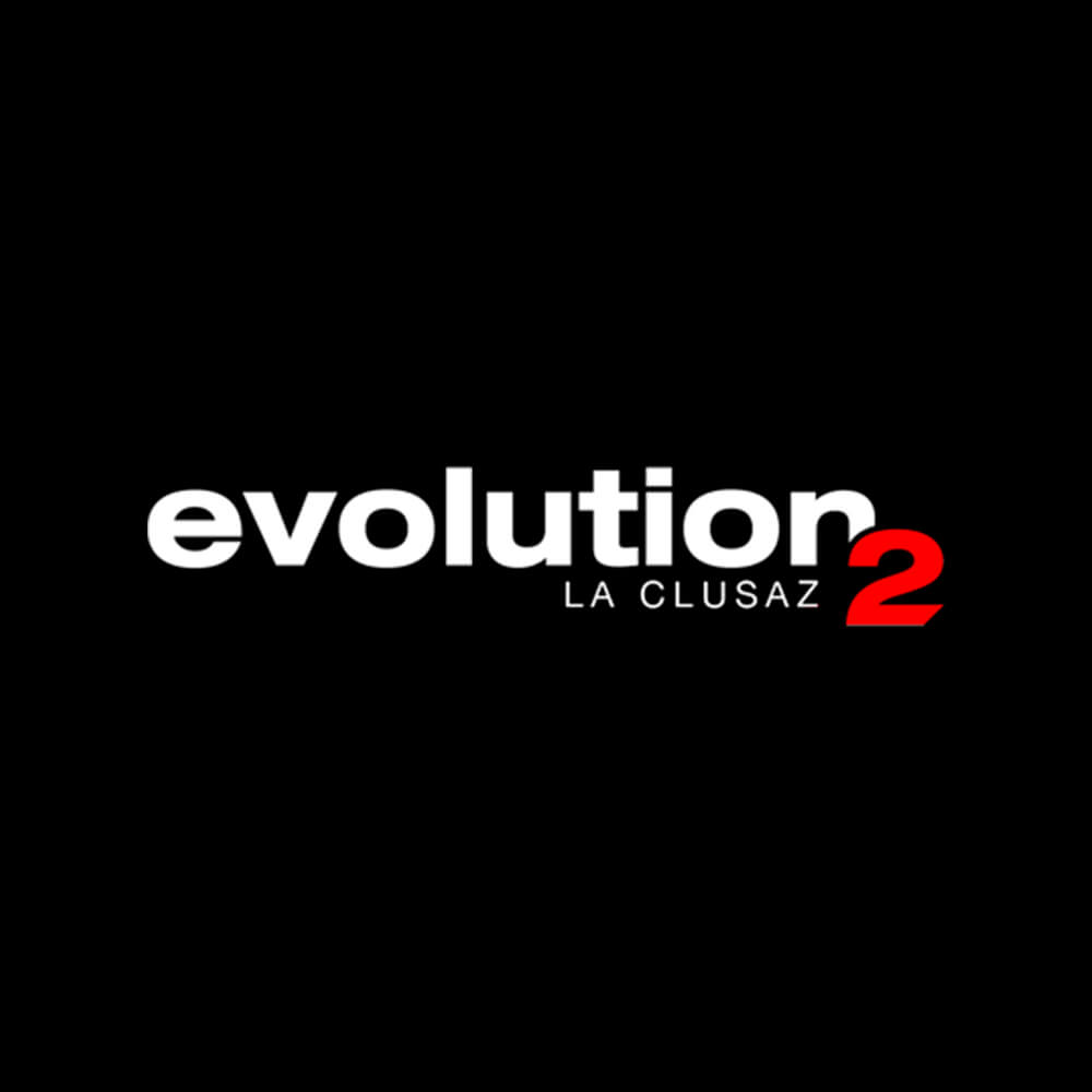 Logo evolution 2 la clusaz